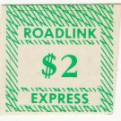 (I.B) Australia Private Post : Roadlink Express $2