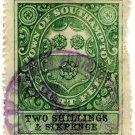 (I.B) Southampton Revenue : Town Court Fees 2/6d