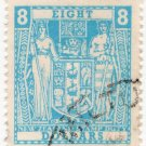 (I.B) New Zealand Revenue : Stamp Duty $8