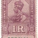 (I.B) India Revenue : Special Adhesive 1R