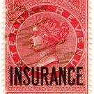 (I.B) Mauritius Revenue : Insurance 52c