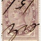 (I.B) Gibraltar Revenue : Stamp Duty 30c