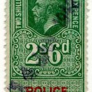 (I.B) George V Revenue : Police Courts 2/6d