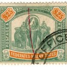 (I.B) Federated Malaya States Revenue : Duty $25