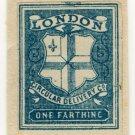 (I.B) Circular Delivery Company : London ¼d