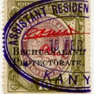 (I.B) Bechuanaland Protectorate Revenue : Duty 10/-