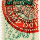 (I.B) Australia - Queensland Revenue : Impressed Duty £30