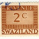 (I.B) Swaziland Revenue : Duty 2c