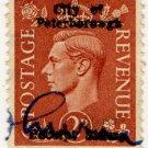 (I.B) George VI Commercial Overprint : City of Peterborough