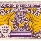 (I.B) Cinderella Collection : London International Stamp Show 1950