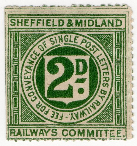 (I.B) Sheffield & Midland Railways Committee : Letter 2d