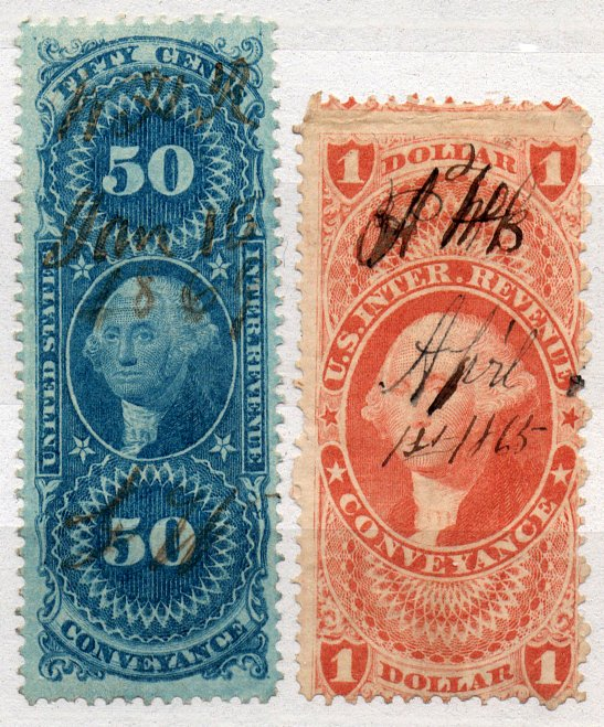 (I.B) US Revenue : Conveyance $1.50