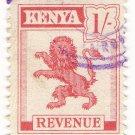 (I.B) KUT Revenue : Kenya Duty 1/-