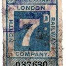 (I.B) North London Railway : Parcel 7d