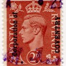 (I.B) George VI Commercial Overprint : Coventry Corporation