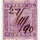 (I.B) Australia - Western Australia Revenue : IR 6d
