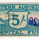 (I.B) Australia - Western Australia Revenue : Hospital Fund 5/-