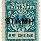(I.B) Australia - South Australia Revenue : Income Tax 1/-