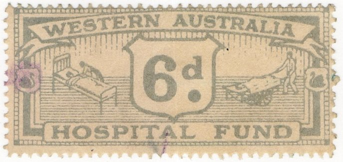 (I.B) Australia - Western Australia Revenue : Hospital Fund 6d