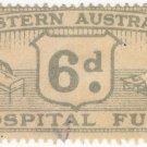 (I.B) Australia - Western Australia Revenue : Hospital Fund 6d