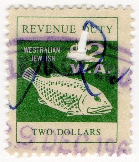 (I.B) Australia - Western Australia Revenue : Duty $2