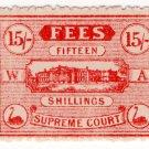 (I.B) Australia - Western Australia Revenue : Supreme Court 15/-