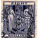 (I.B) New Zealand Revenue : Stamp Duty 8/-