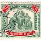 (I.B) Federated Malaya States Revenue : Duty $2