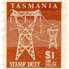 (I.B) Australia - Tasmania Revenue : Stamp Duty $1