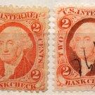 (I.B) US Revenue : Bank Check Collection