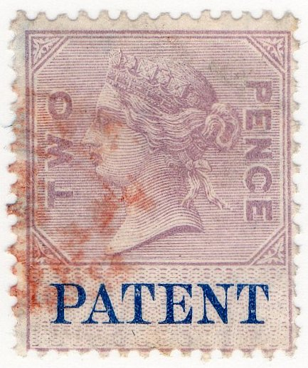 (I.B) QV Revenue : Patent Office 2d (inverted watermark)