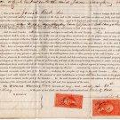 (I.B) US Revenue : Mortgage Deed (Ohio 1871) complete document
