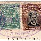 (I.B) Rhodesia/BSAC Revenue : Duty 12/-