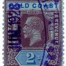 (I.B) Gold Coast Revenue : Duty 2/-