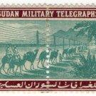 (I.B) Egypt Telegraphs : Army Telegraphs 2pi (crescent watermark)