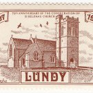 (I.B) Cinderella Collection : St Helena's Church, Lundy