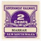 (I.B) Australia - NSW Railways Parcel 2c (Marrar)