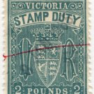(I.B) Australia - Victoria Revenue : Stamp Duty £2
