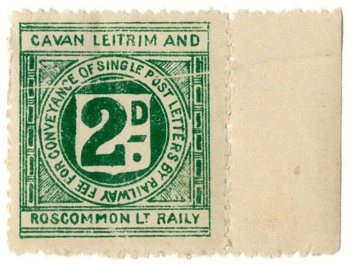 (I.B) Cavan & Leitrim Railway : Letter 2d