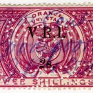 (I.B) Orange Free State Revenue : Duty 2/- (VRI)