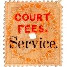 (I.B) India Revenue : Court Fee Service 2a