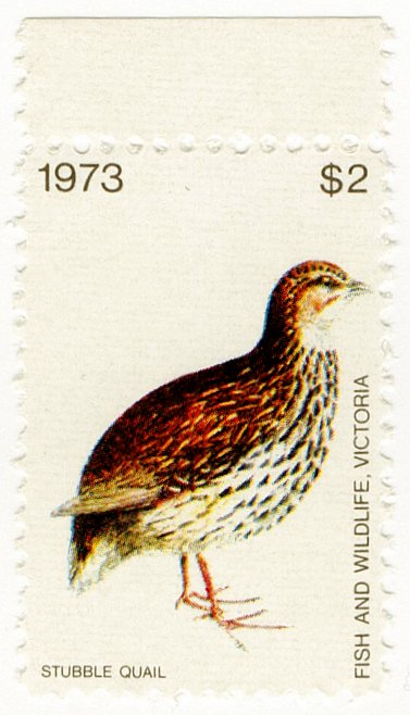 (I.B) Australia - Victoria Revenue : Hunting Tax $2 (1973)
