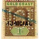 (I.B) Gold Coast Revenue : Judicial 1/-