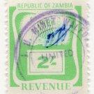 (I.B) Zambia Revenue : Duty 2/-