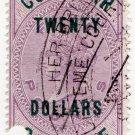 (I.B) QV Revenue : Consular Service $20 (Japan)
