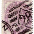 (I.B) QV Revenue : Inland Revenue 1d Lilac (SG F23) London duplex