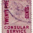 (I.B) QV Revenue : Consular Service 25c