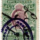 (I.B) Orange River Colony Revenue : Duty £5