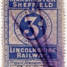 (I.B) Manchester, Sheffield & Lincolnshire Railway : Newspapers 3d