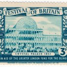 (I.B) Festival Of Britain 1951 : Crystal Palace 3d